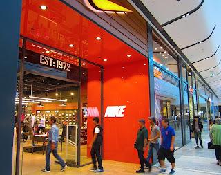 Nike Store Pacific Fair