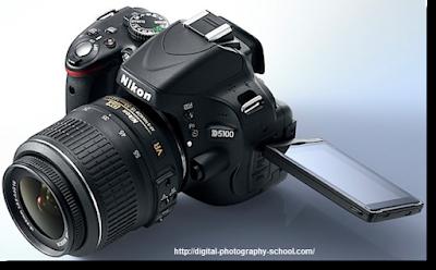 Spesifikasi Lengkap Kamera Dslr Nikon D5100 Terbaru