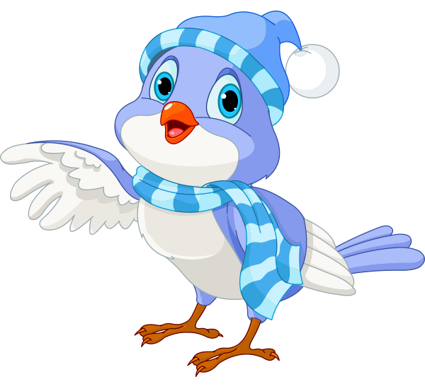 Winter's Bird Icon