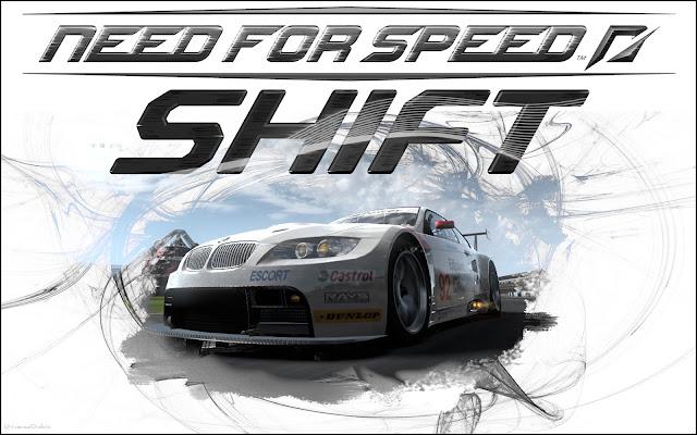 تحميل لعبة نيد فور سبيد شيفت Need For Speed Shift كاملة برابط مباشر للكمبيوتر من ميديا فاير
