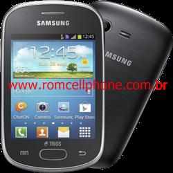 Baixar Rom Firmware  Original de Fabrica Samsung Galaxy Star Trios GT-S5283B