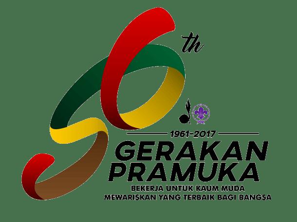 Tema dan Logo Resmi Hari Pramuka Ke-56 Tahun 2017