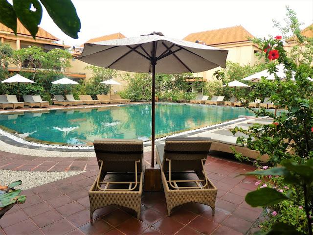 barnvänligt hotell i Ubud