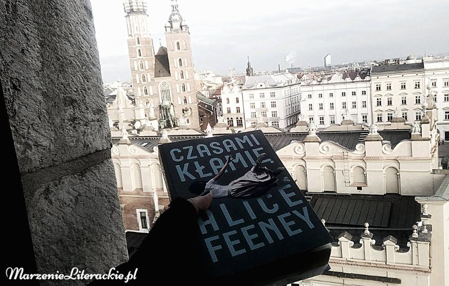 Alice Feeney, Czasami kłamię, Recenzja, Marzenie Literackie