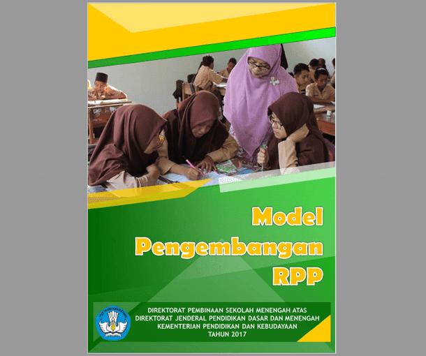 Model Pengembangan RPP