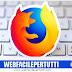 Mozilla Firefox - Come disabilitare la pubblicità sulla pagina iniziale