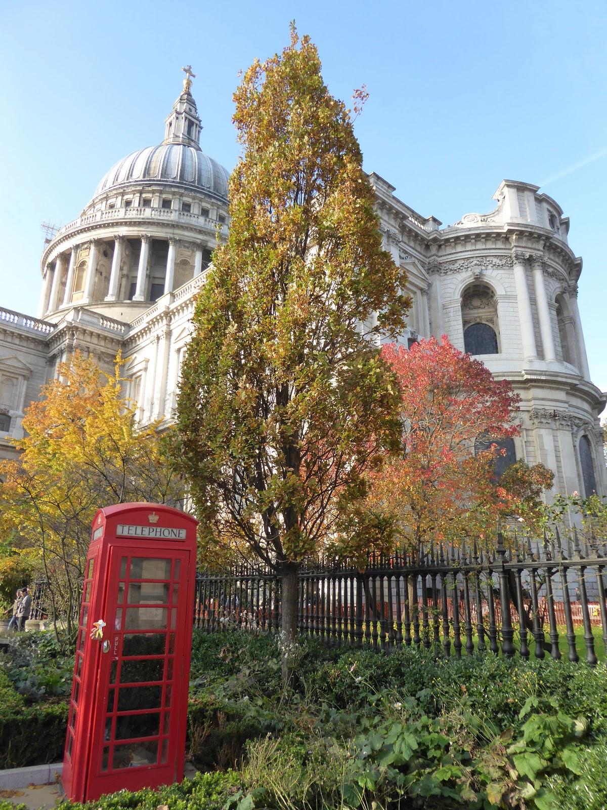 November 2017 London via Surrey