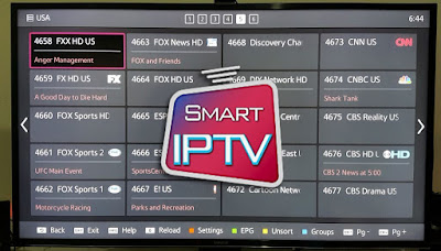 INSTALL IPTV SMART TV ON SMART TV LG