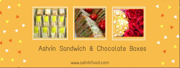 ashrin food