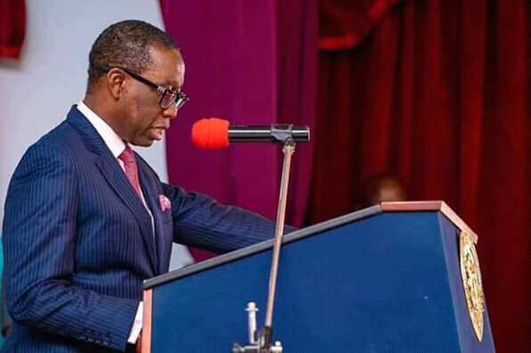 No room for an apprenticeship in my cabinet - Okowa