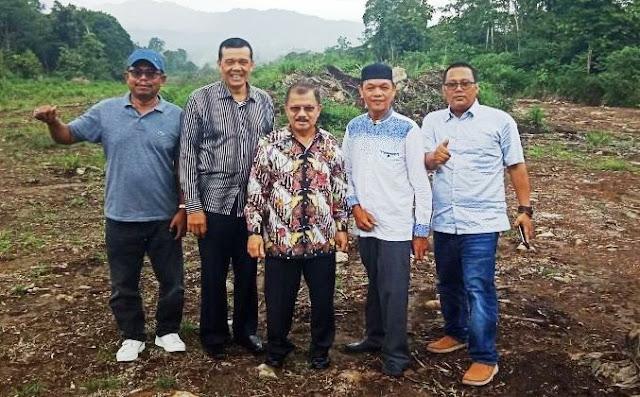Pembukaan Tarok Mimpi Besar Bupati Ali Mukhni Sejahterakan Masyarakat Padang Pariaman