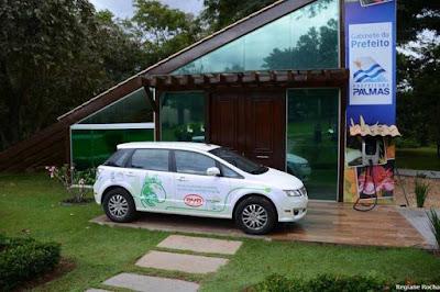 Palmas TO, Palmas sustentável, Palmas recebe carro elétrico, Palmas, Tocantins, Palmas solar, energia limpa, Build Your Dreams, BYD, sustentabilidade, tecnologia ambiental, tecnologia limpa