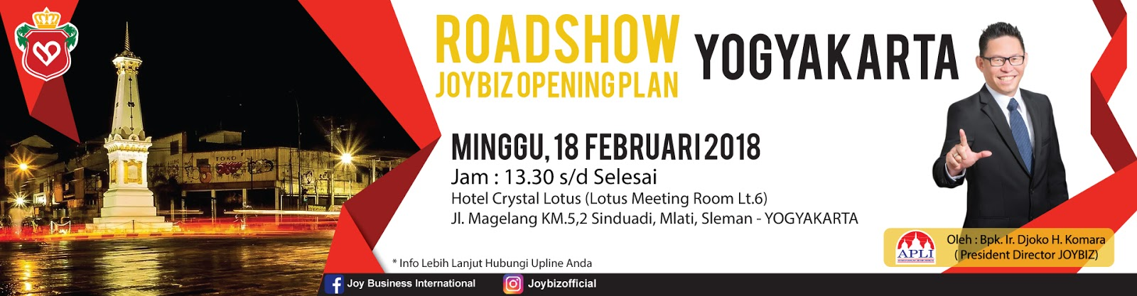 JOP Yogyakarta