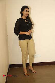 Actress Satna us Pictures at Bichchagadu Success Meet  0130.JPG