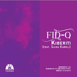 Download Mp3 | Fid Q ft Saida Karoli - Kiberiti