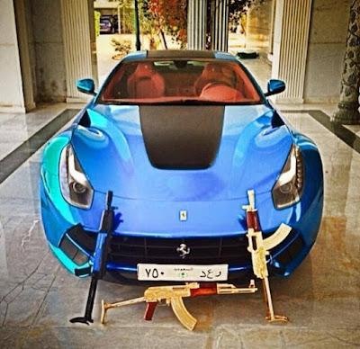 Ferrari El Chino Anthrax