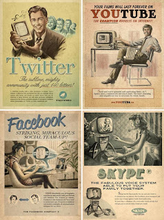Το internet σε διαφημίσεις… από το παρελθόν