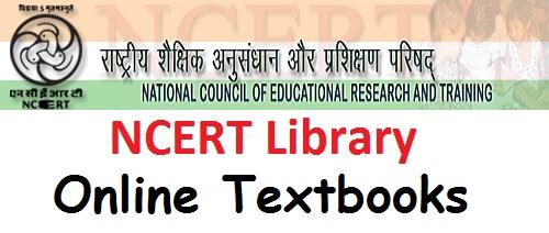 NCERT Online Textbooks Library ebooks etextbooks pdf books