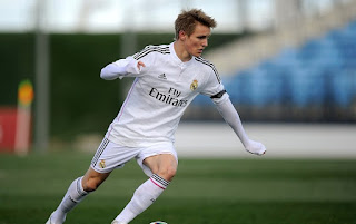 Martin Odegaard rejected Premier League clubs to join Real Madrid