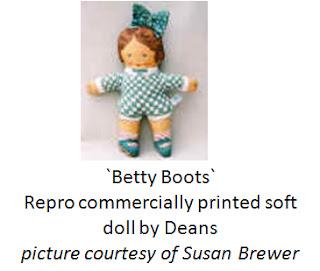 Textile Creations Uk Pre Printed Panel Dolls