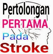 Pertolongan Pertama Pada Penderita Stroke
