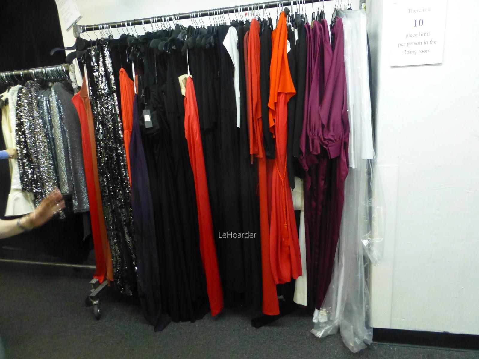 Run to the Rachel Zoe Blowout Sample Sale! | Le Hoarder