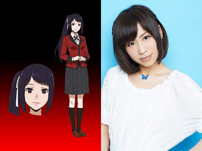 Ayaka Fukuhara será la secretaria del consejo de estudiantes, Sayaka Igarashi.