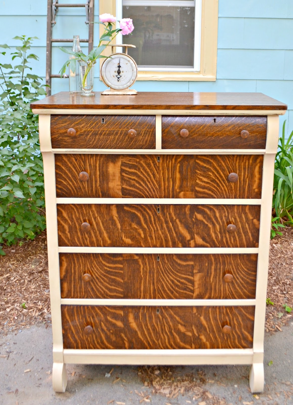 antique tiger oak furniture Heir and Space: An Antique Tiger Oak Dresser antique tiger oak furniture