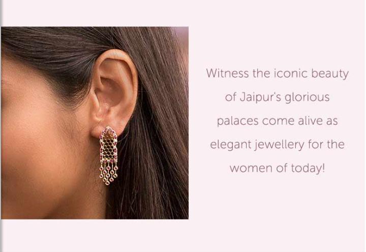 Image result for caratlane jaipur collection