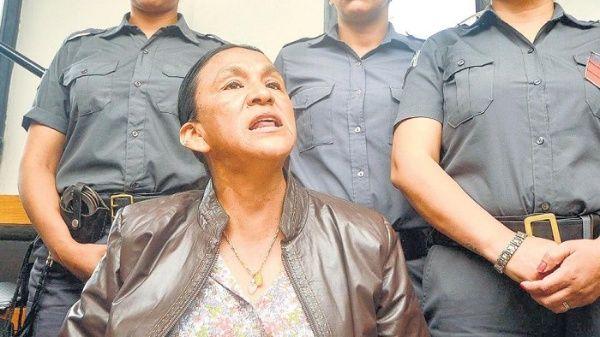 Milagro Sala: Mi prisión domiciliaria es más prisión que domiciliaria