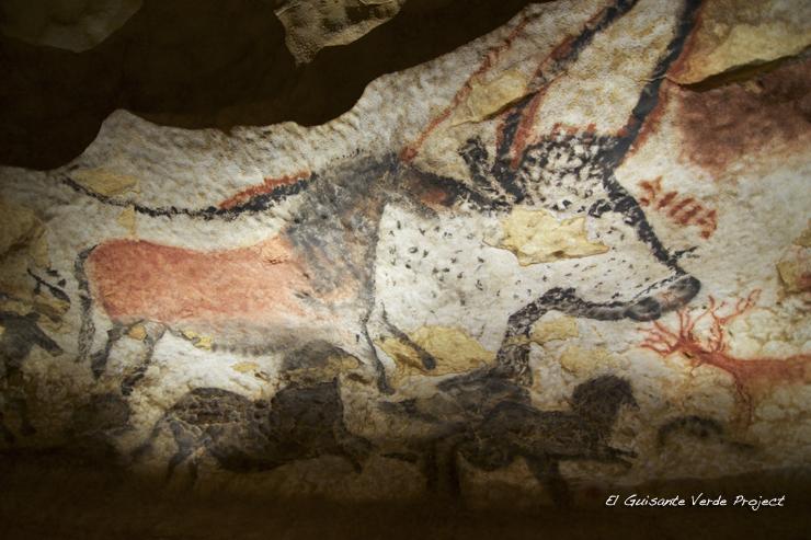 Cueva de Lascaux, Montignac - Dordoña Perigord por El Guisante Verde Project