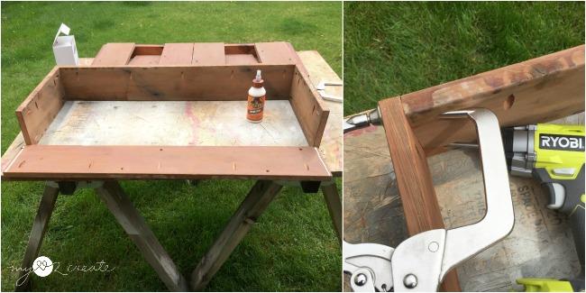 building a box