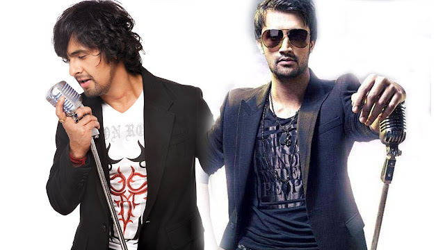 Sonu Nigam & Atif Aslam  SCC Brings #BluBloodBollywoodExperience to #Sandton @SandtonEvents