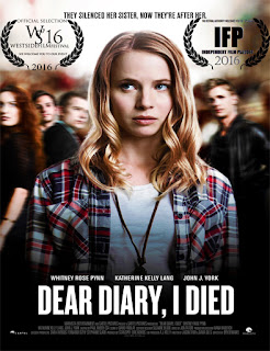 Dear Diary I Died  2016
