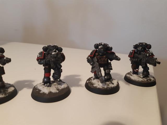 Escuadra Táctica Raven Guard