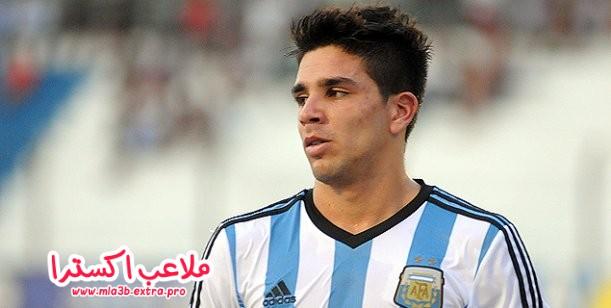 هل يريد برشلونة التعاقد مع إبن دييغو سيميوني