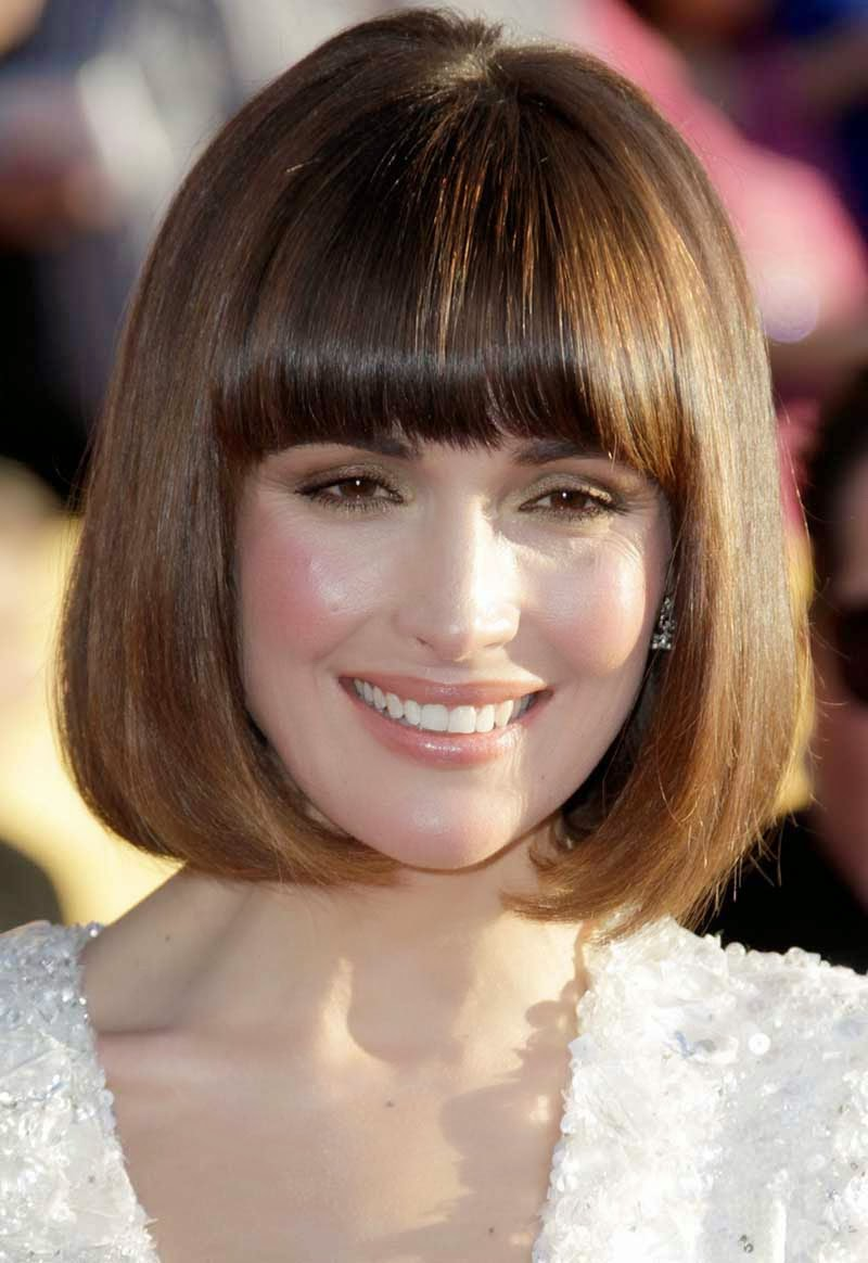 MEDIUM LENGTH HAIRCUT: Long Bob Hairstyles