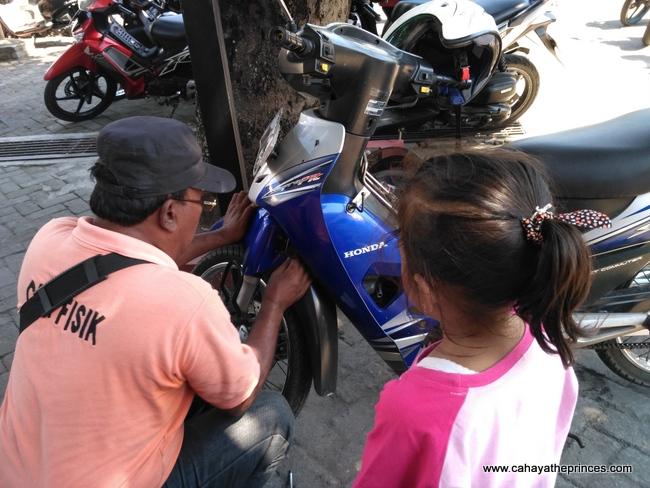 Memperpanjang STNK dan Ganti Plat Nomor Motor di Samsat Klaten
