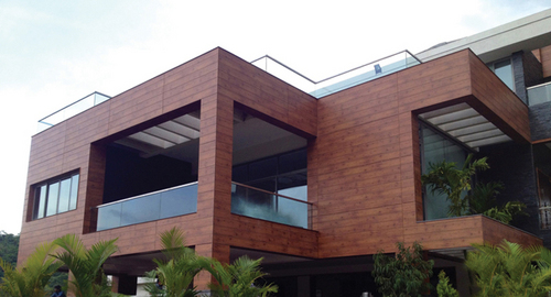 Ark Hpl Exterior Cladding High Pressure Laminate Hpl
