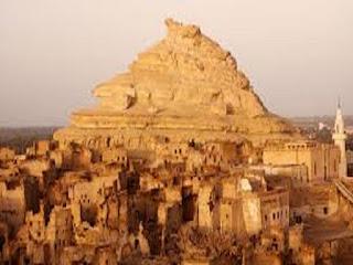 Gambar Wisata Mesir Siwa Oasis