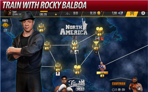 Real Boxing 2 Creed MOD APK Offline