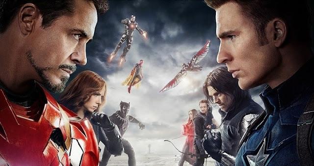 Civil War entre las mejores películas según Empire