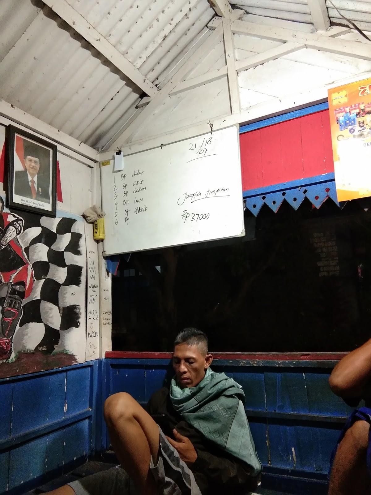 Jimpitan dan Semangat Gotong Royong Warga Desa