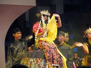 Tari Ronggeng Buyung