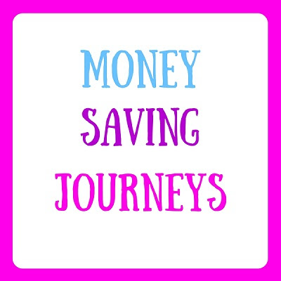 Money Saving Journeys Blog Logo, name in pink