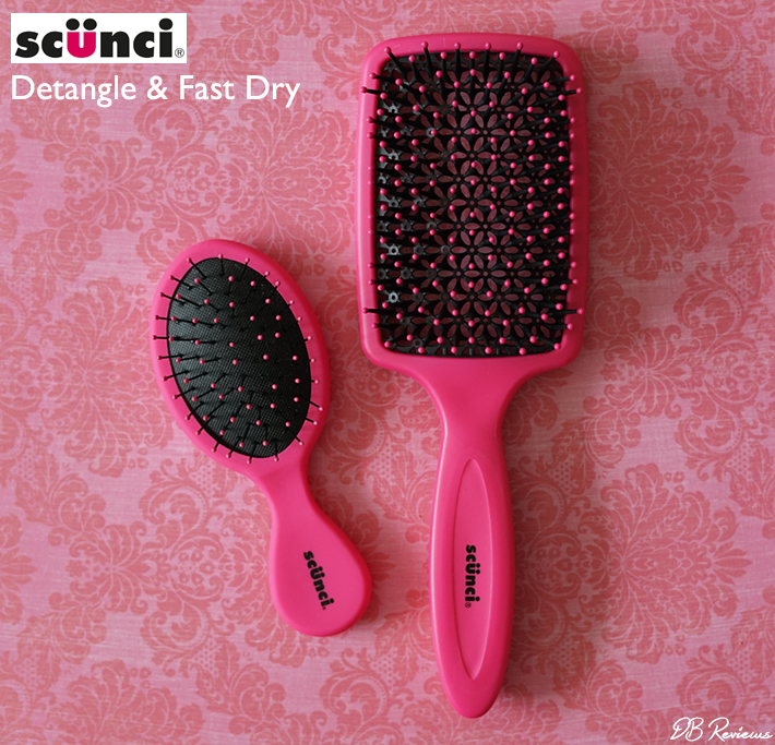Scünci Hair Brushes