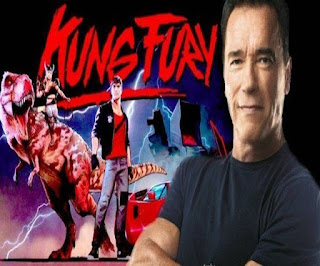 Arnold Schwarzenegger joins the new version of Kung Fury