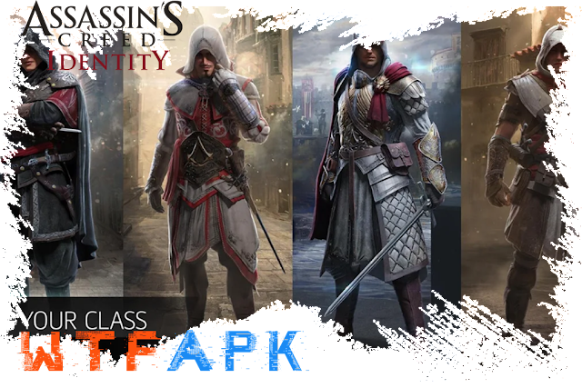 Download Assassin's Creed Identity Mod Apk