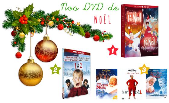 DVD de Noël