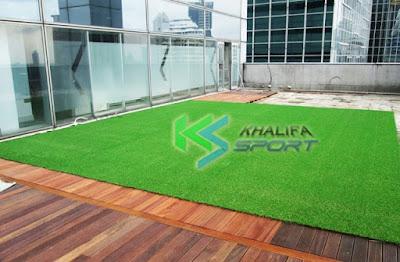 Rumput Sintetis Dekorasi Taman dan Futsal